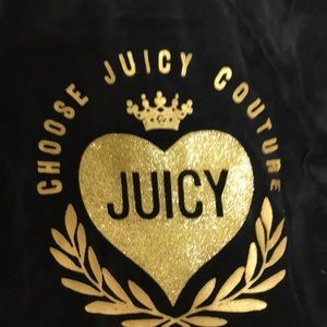 Girls 2T Velvet JUICY COUTURE Jogging Suit